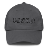 Vegan Cotton Cap Dad Hat