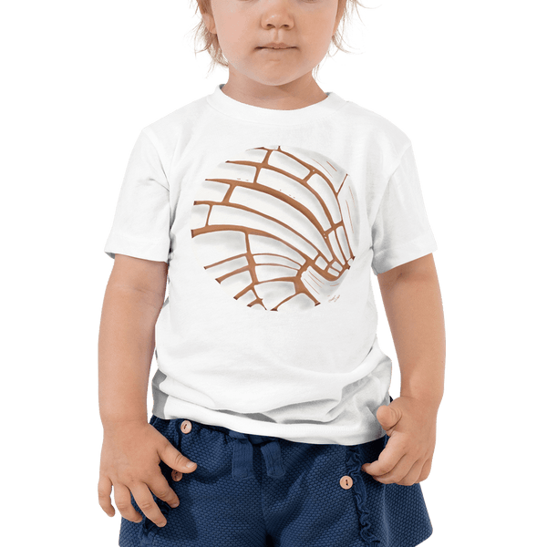Pan Dulce Toddler Short Sleeve Tee 2T-5T