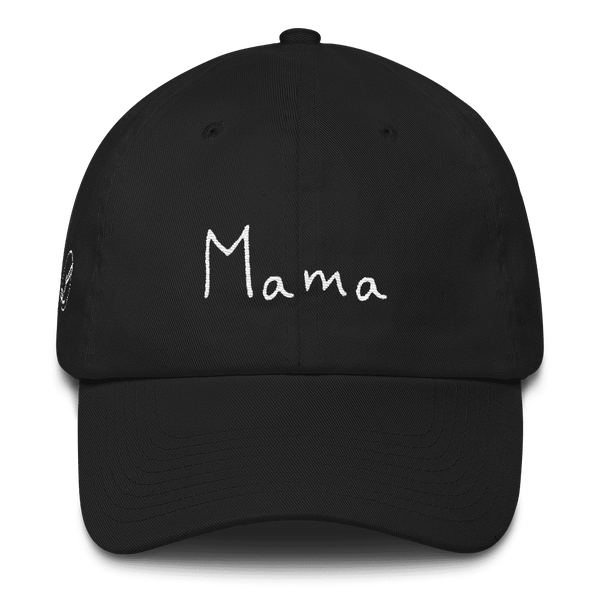 Mama Dad Hat Cotton Cap