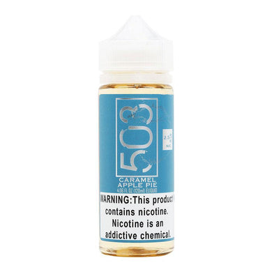 Caramel Apple Pie E-Juice by 503 e-Liquid