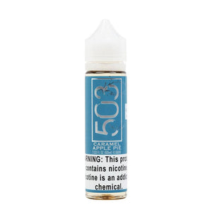Caramel Apple Pie Vape Juice by 503 e-Liquid (60ml)