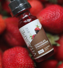 Chocolate Strawberry E-Liquid by Vita Vape (Vitamin B12)