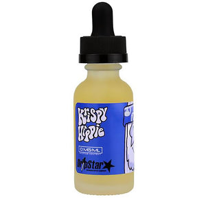 Krispy Hippie - Marshmallow Rice Treat E-Juice by Drip Star E-Liquid (30ml)