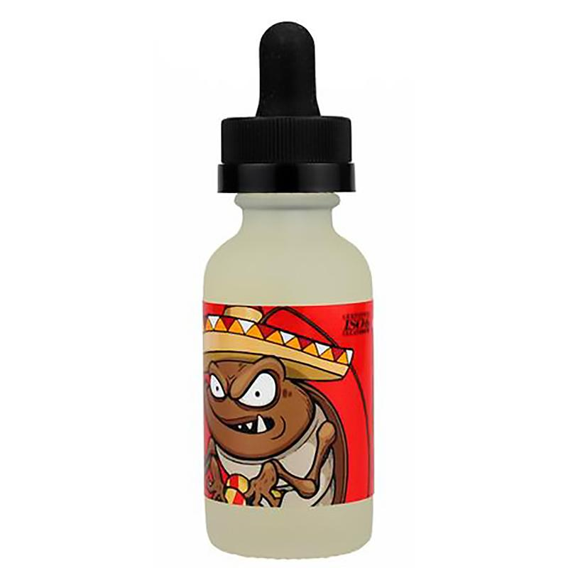 La Cucaracha E-Juice by Drip Star E-Liquid (Strawberry Horchata)
