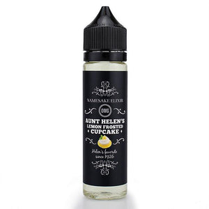Aunt Helen's Lemon Cupcake E-Juice by Namesake Elixir E-Liquid (60ml)