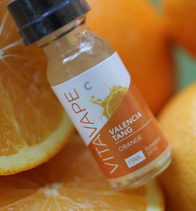 Valencia Tang / Orange E-Liquid by Vita Vape (Vitamin C)