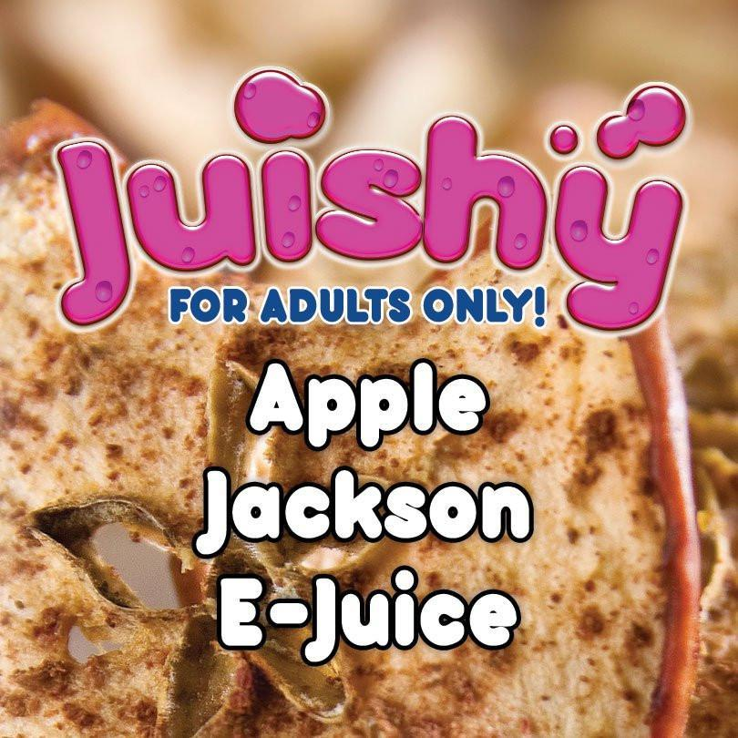 Apple Jackson E-Liquid by Juishy E-Juice