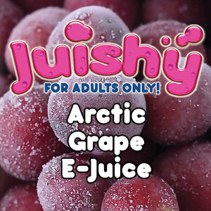 Arctic Grape E-Liquid by Juishy E-Juice