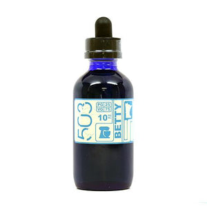 Betty High VG E-Juice by 503 e-Liquid (Blueberry-Strawberry Cake)