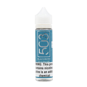 Blackbird High VG - Berry Anise E-Juice by 503 e-Liquid (60ml)