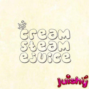 Cream Steam E-Liquid by Juishy E-Juice