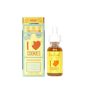 I Love Cookies E-Juice by Mad Hatter