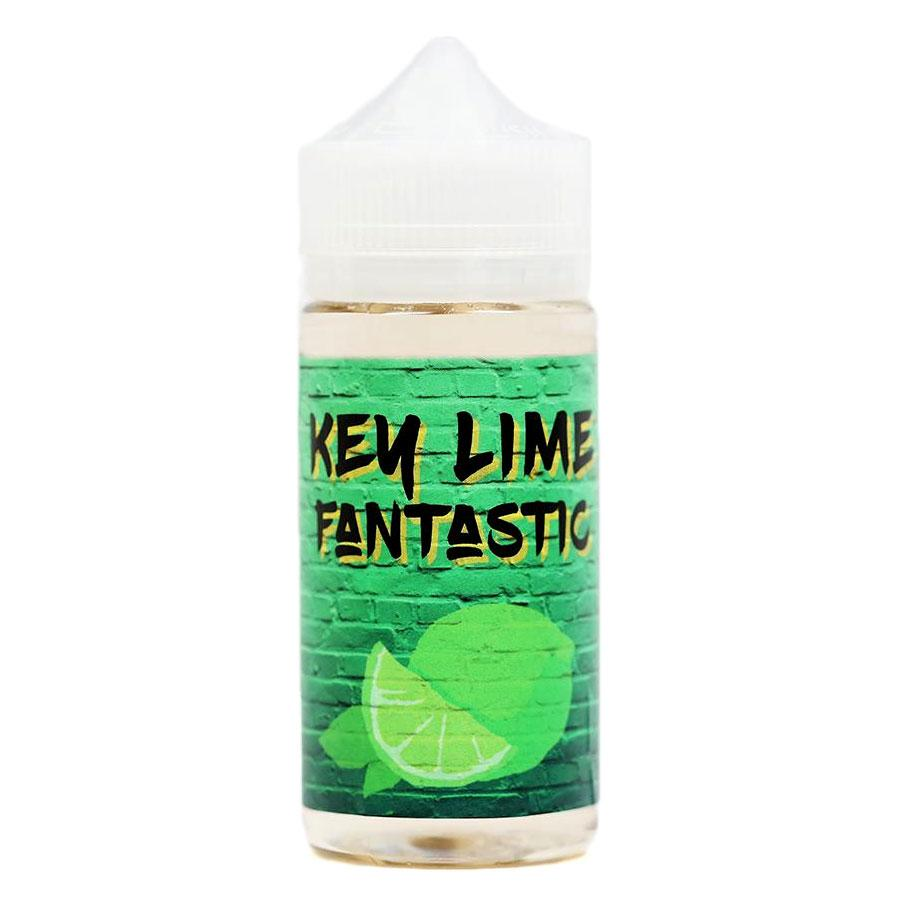 Key Lime Fantastic E-Liquid - Key Lime E-Juice of Thee Fantastic (100ml)