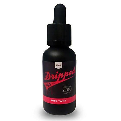Miss-Twist E-Liquid by Dripped Life - Creamy Berry E-Juice (30ml)