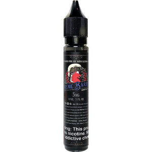 Creme Barrel Nic Salts Liquid - Root Beer Float E-Juice by Dark Horse Vapery (30ml)