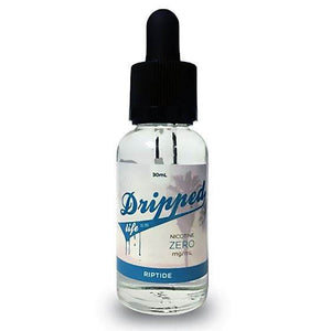 Riptide E-Liquid by Dripped Life - Sweet+Tart Grape E-Juice (30ml)