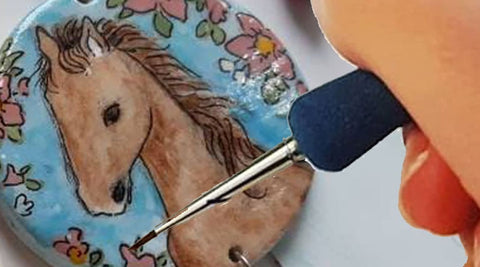 Jewelry dedicated to horses and their elegance