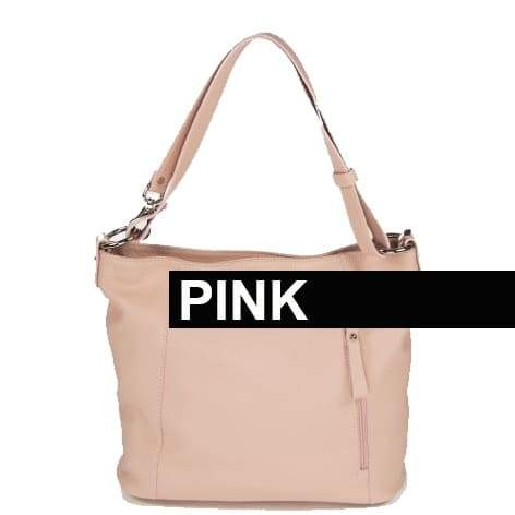 Amazzone Handbag Pink Color