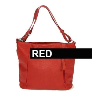 Amazzone Handbag Red Color