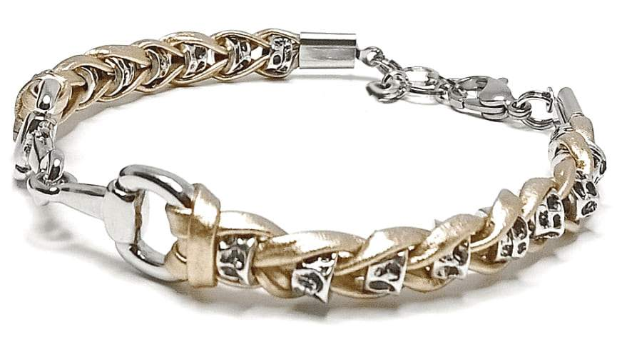 Snaffle Elegant 363 clubcavalloitalia-shop.it