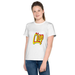 Youth T-Shirt Clop for Girls clubcavalloitalia-shop.it