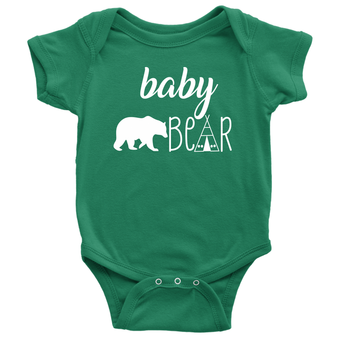 Tribal Baby Bear Bodysuit