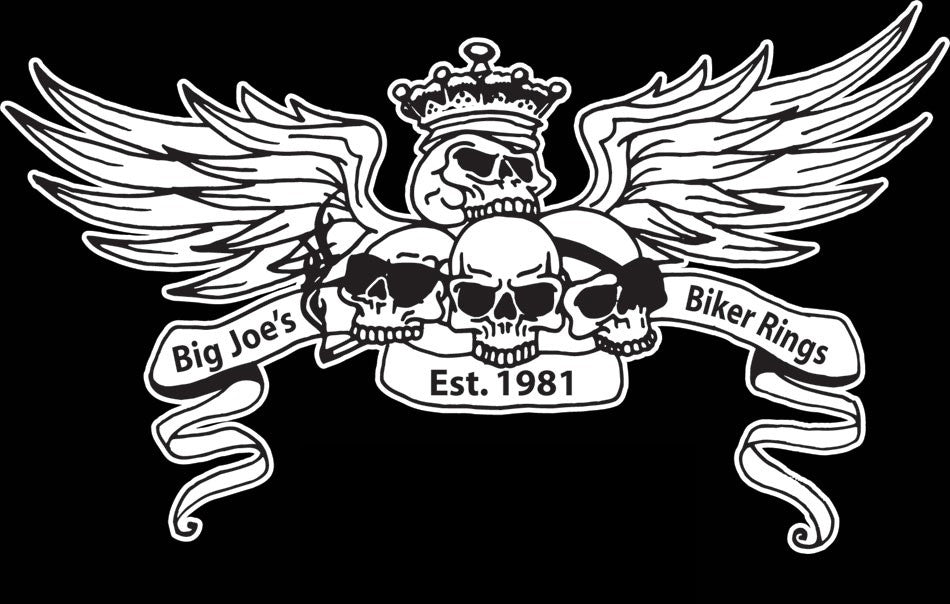 Big Joe's Biker Rings – Big Joes Biker Rings
