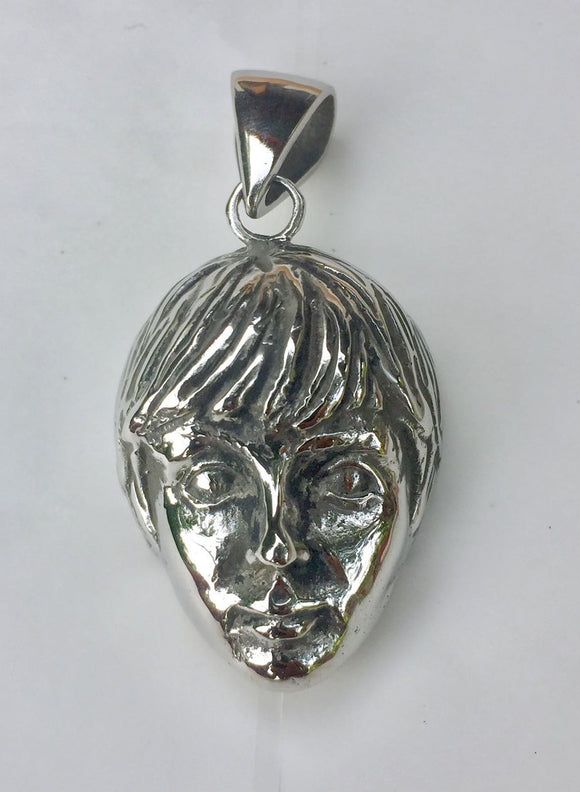 Paul McCartney Pendant - Pendant - Big Joes Biker Rings