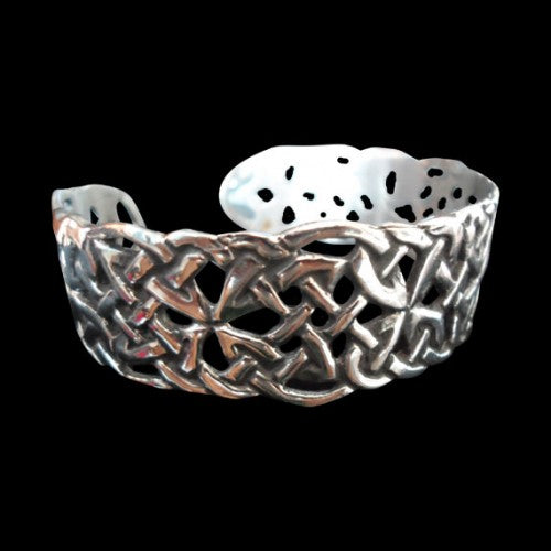 Celtic Open Knot Bracelet - Bracelet - Big Joes Biker Rings