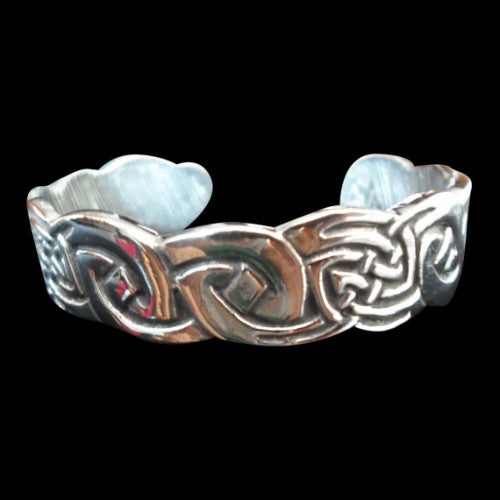 Celtic Triple Knot  Bracelet - Bracelet - Big Joes Biker Rings