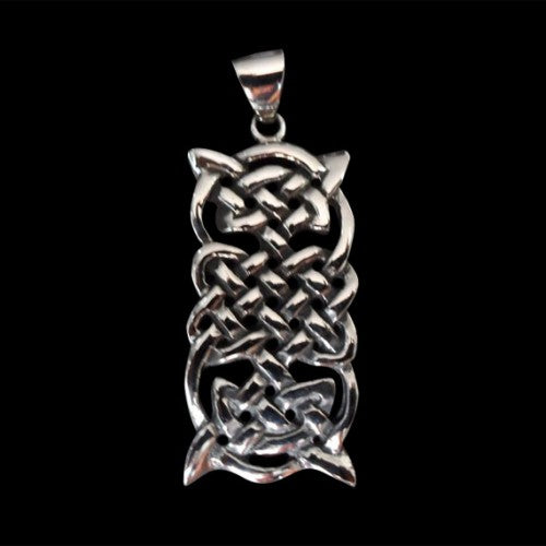 Celtic 3 Knots Pendant - Pendant - Big Joes Biker Rings