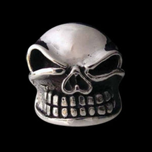 The Boss Skull Ring - Ring - Big Joes Biker Rings