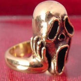 Scream Ring - Ring - Big Joes Biker Rings