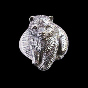 Junior Bear Cub Ring - Ring - Big Joes Biker Rings