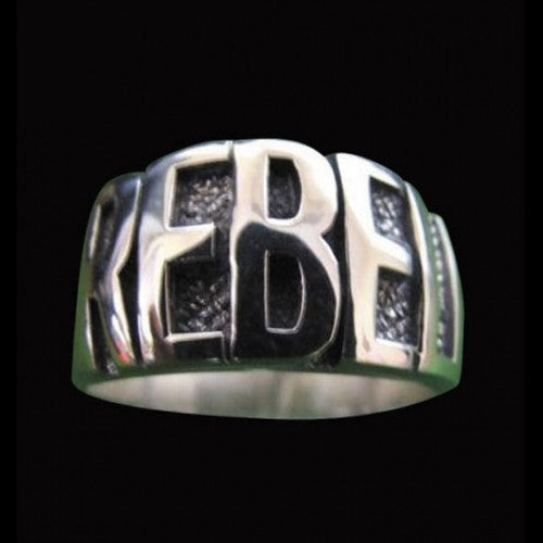 REBEL Ring - Ring - Big Joes Biker Rings