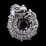 Norse / Viking Dragon Ring - Ring - Big Joes Biker Rings