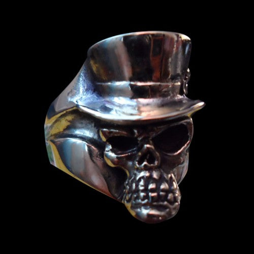 Voodoo Skull Ring - Ring - Big Joes Biker Rings