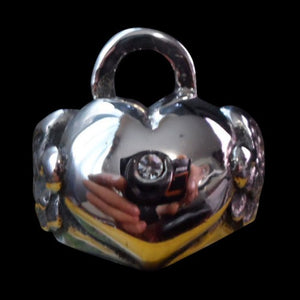 Angel Heart Ring - Ring - Big Joes Biker Rings