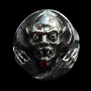 Nosferatu the Vampire Ring - Ring - Big Joes Biker Rings