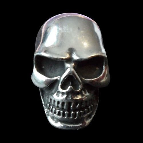 Knuckle Paver Skull Ring - Ring - Big Joes Biker Rings