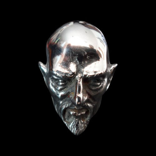 Anton LaVey Ring - Ring - Big Joes Biker Rings