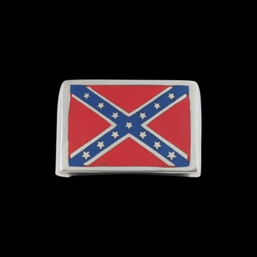 Confederate Flag Ring - Ring - Big Joes Biker Rings