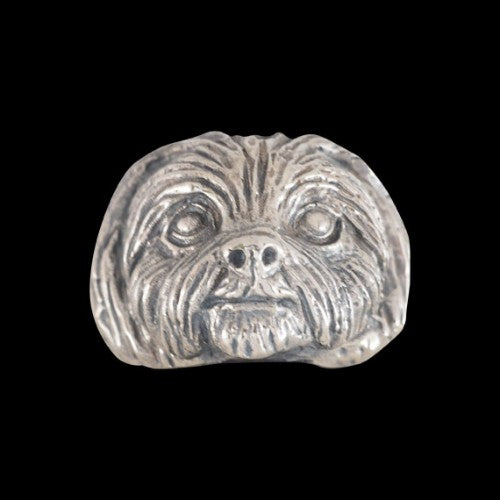 Spencer the Shih Tzu Ring - Ring - Big Joes Biker Rings