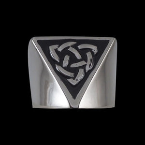 Trinity Knot Celtic Ring - Ring - Big Joes Biker Rings