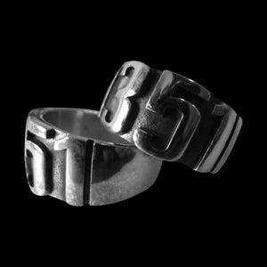 Ford 351 Engine Ring - Ring - Big Joes Biker Rings