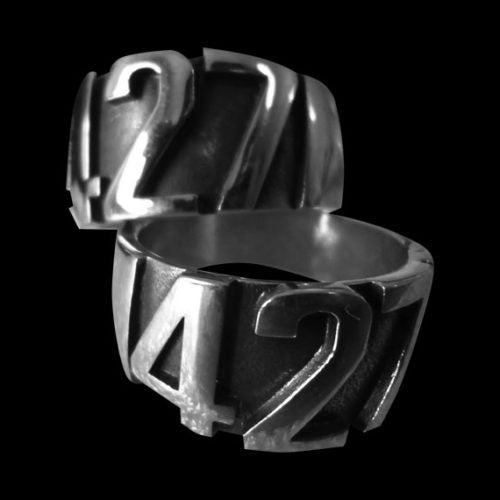 Chevy 427 Engine Ring - Ring - Big Joes Biker Rings