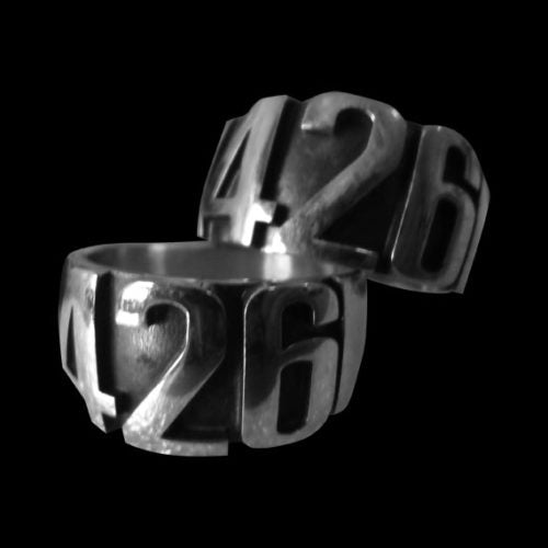 Chrysler 426 Hemi Engine Ring - Ring - Big Joes Biker Rings