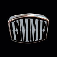 FMMF 4-Letter Ring - Ring - Big Joes Biker Rings