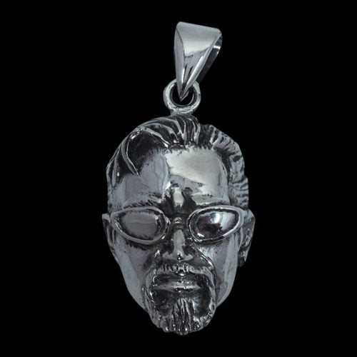 Julian Large Pendant - Pendant - Big Joes Biker Rings
