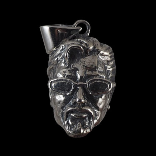 Julian Small Pendant - Pendant - Big Joes Biker Rings